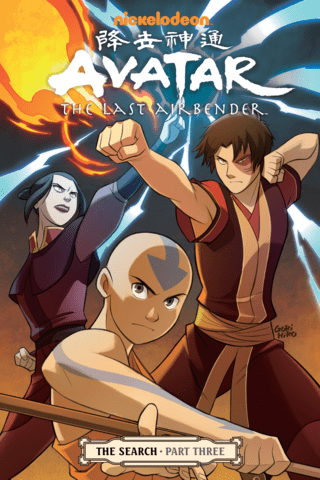 Avatar: The Last Airbender - The Search Part #3