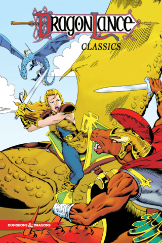 Dragonlance Classics Vol #3