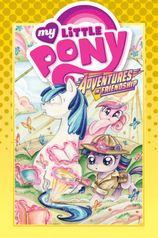 My Little Pony: Adventures in Friendship Vol  #5