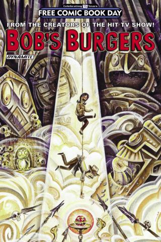 Bob's Burgers: FCBD 2016