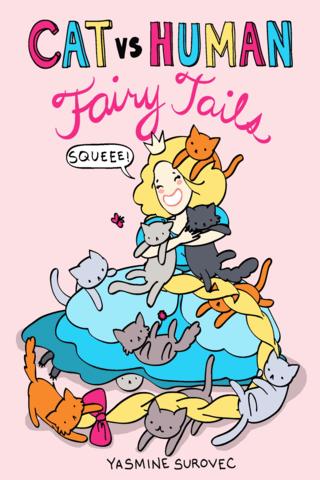 Cat Versus Human: Fairy Tails