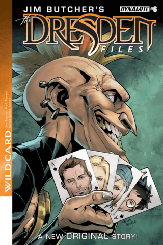 Jim Butcher's Dresden Files: Wild Cards #6