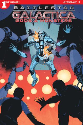 Battlestar Galactica: Gods & Monsters #1