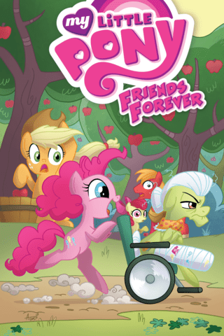 My Little Pony: Friends Forever Vol #7