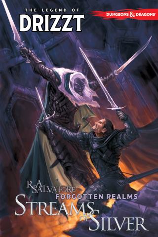 Dungeons & Dragons: The Legend of Drizzt Vol #5 Streams of Silver