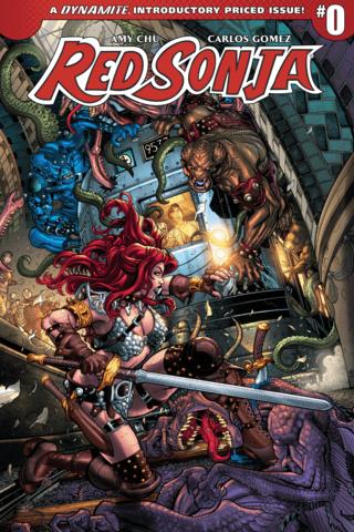 Red Sonja Vol 4 #0