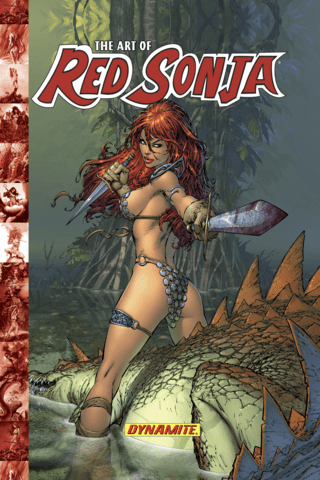 Art Of Red Sonja Vol #1