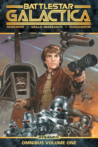 Battlestar Galactica: Classic Omnibus Vol #1