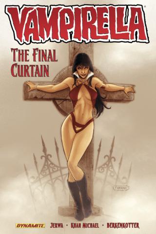 Vampirella Vol #6 The Final Curtain