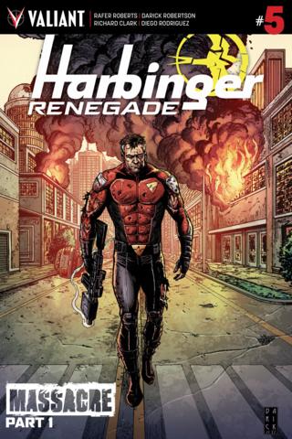Harbinger Renegade #5