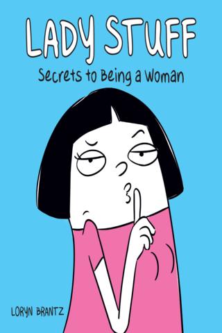 Jellybean Comics: Lady Stuff