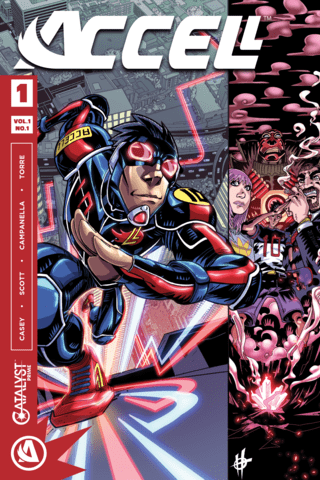 Catalyst Prime: Accell #1