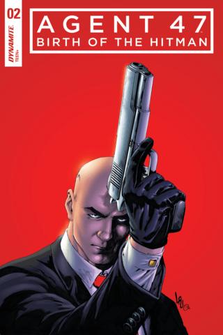 Agent 47: Birth Of The Hitman #2