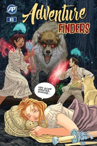 Adventure Finders #3