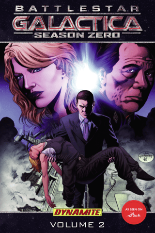 Battlestar Galactica: Season Zero Vol #2