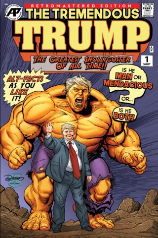 Tremendous Trump: Retromastered Ed