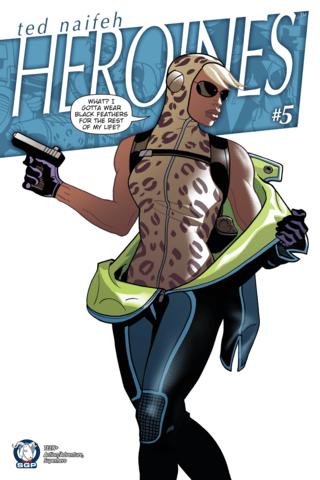 Heroines #5
