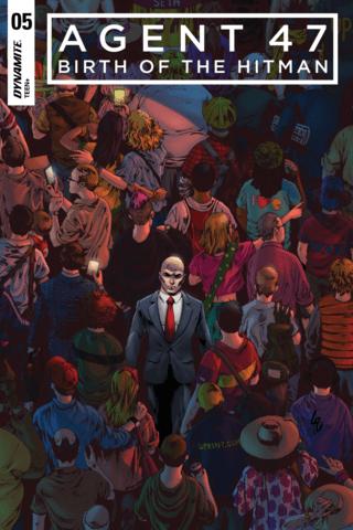 Agent 47: Birth Of The Hitman #5