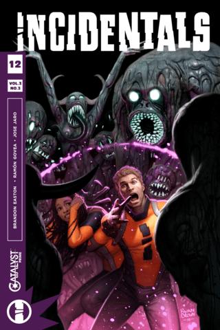 Catalyst Prime: Incidentals #12