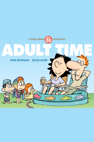 Baby Blues: Adult Time