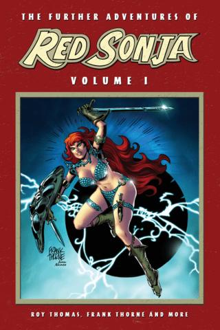 Further Adventures Red Sonja Vol #1