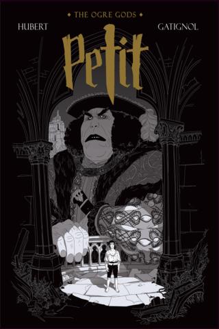 The Ogre Gods Vol #1 Petit