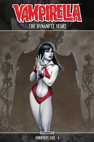 Vampirella: The Dynamite Years Omnibus Vol #4