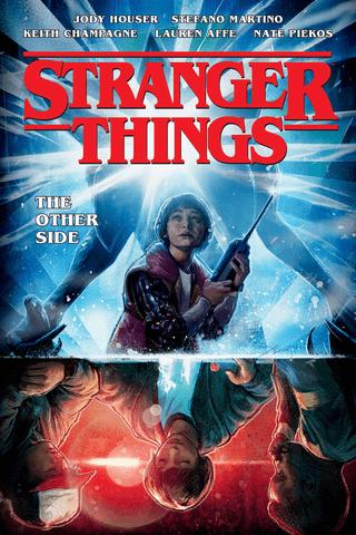 Stranger Things: The Other Side (Graphic Novel Volume 1)
