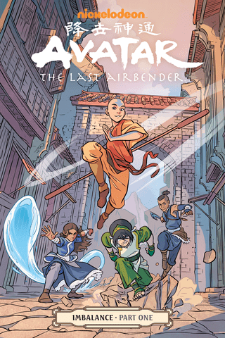 Avatar: The Last Airbender--Imbalance Part #1
