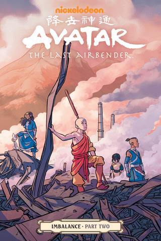 Avatar: The Last Airbender--Imbalance Part #2