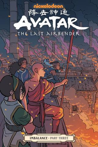 Avatar: The Last Airbender--Imbalance Part #3