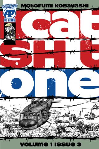 Cat Shit One Vol 1 #3