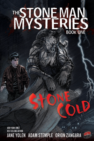 The Stone Man Mysteries: Book 1: Stone Cold