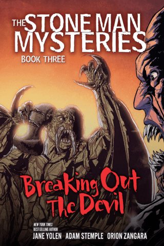 The Stone Man Mysteries: Book 3: Breaking Out the Devil