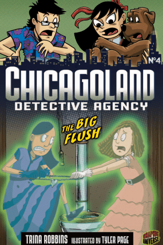 Chicagoland Detective Agency: Book 4: The Big Flush
