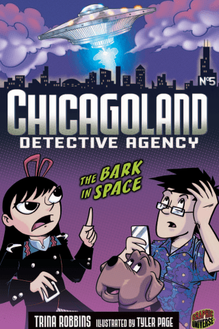 Chicagoland Detective Agency: Book 5: The Bark in Space