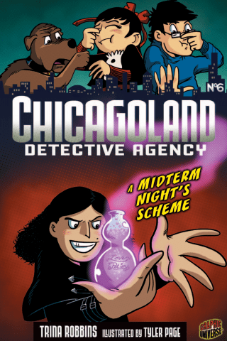 Chicagoland Detective Agency: Book 6: A Midterm Night's Scheme