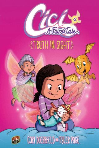 Cici: A Fairy's Tale: Book 2: Truth in Sight