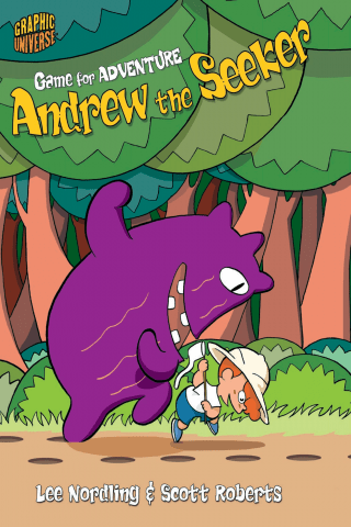 Game for Adventure: Andrew the Seeker