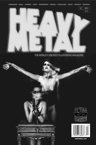 Heavy Metal #291