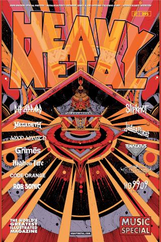 Heavy Metal #295