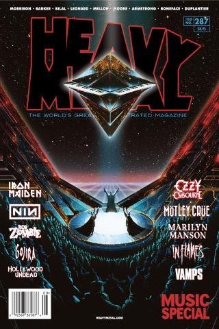 Heavy Metal #287