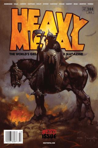 Heavy Metal #288
