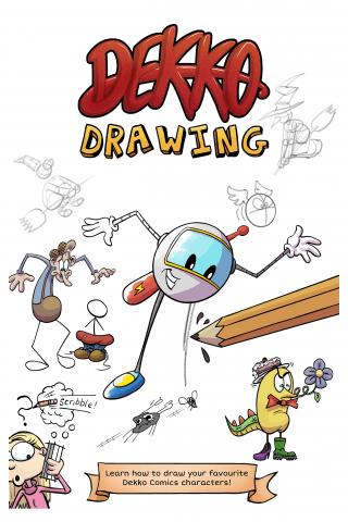 Dekko Comics - Dekko Drawing