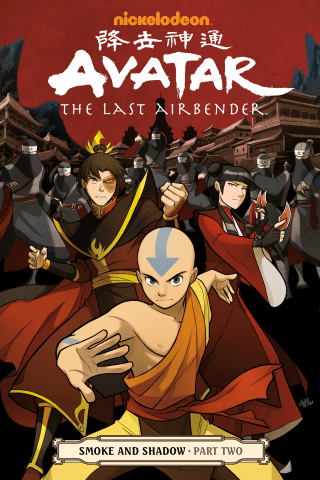 Avatar: The Last Airbender - Smoke and Shadow Part #2