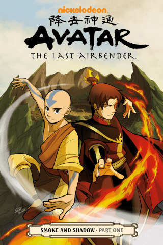 Avatar: The Last Airbender - Smoke and Shadow Part #1