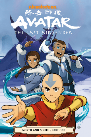 Avatar: The Last Airbender - North and South Part #1