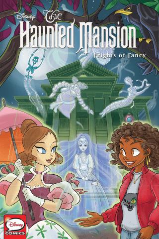 Haunted Mansion: Frights of Fancy