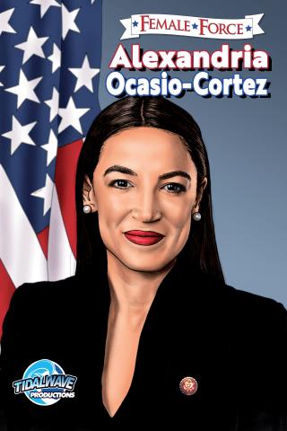 Female Force: Alexandria Ocasio-Cortez