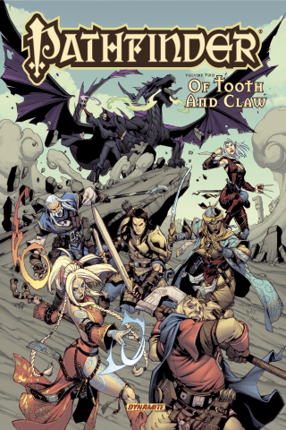 Pathfinder Vol #2 Of Tooth And Claw
